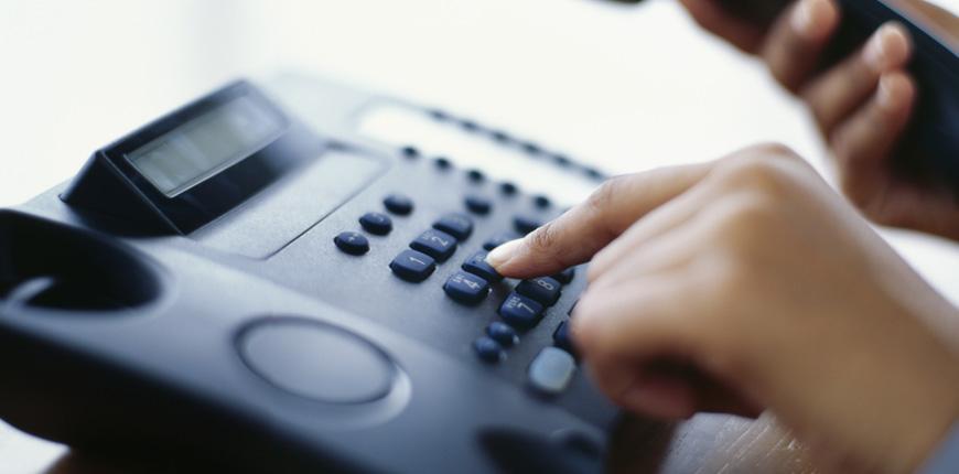 Nuevas líneas de Teléfono y contactos